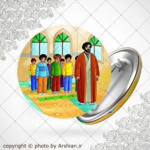 پیکسل نماز جماعت