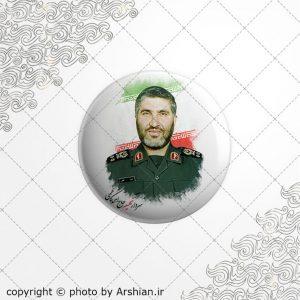 برچسب ژله ای شهید احمد کاظمی