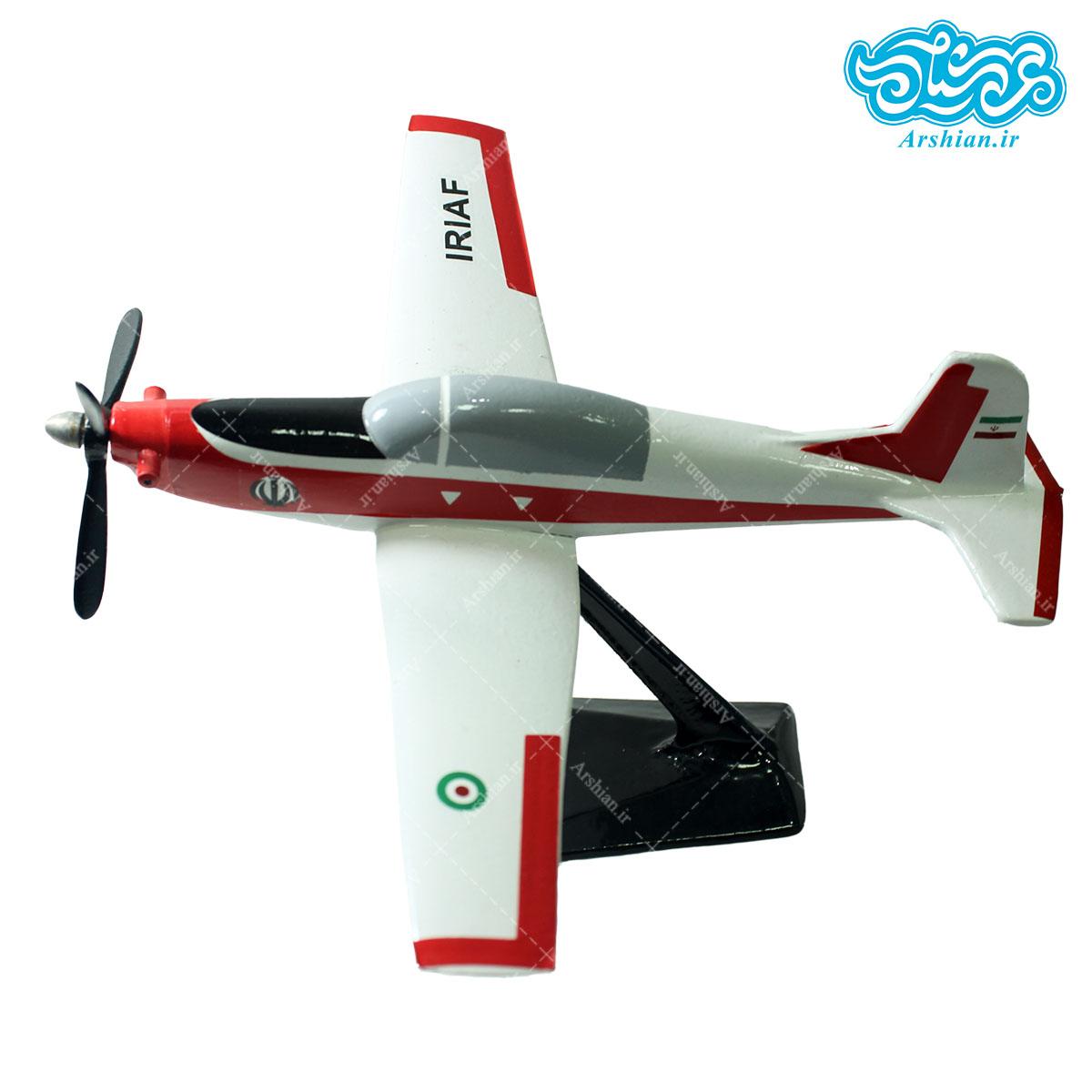 ماکت هواپیمای pc7