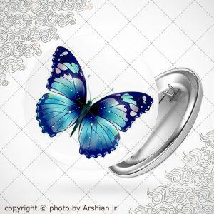 پیکسل طرح پروانه