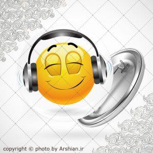 پیکسل ایموجی موزیک
