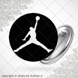 پیکسل بسکتبالیست مایکل جردن