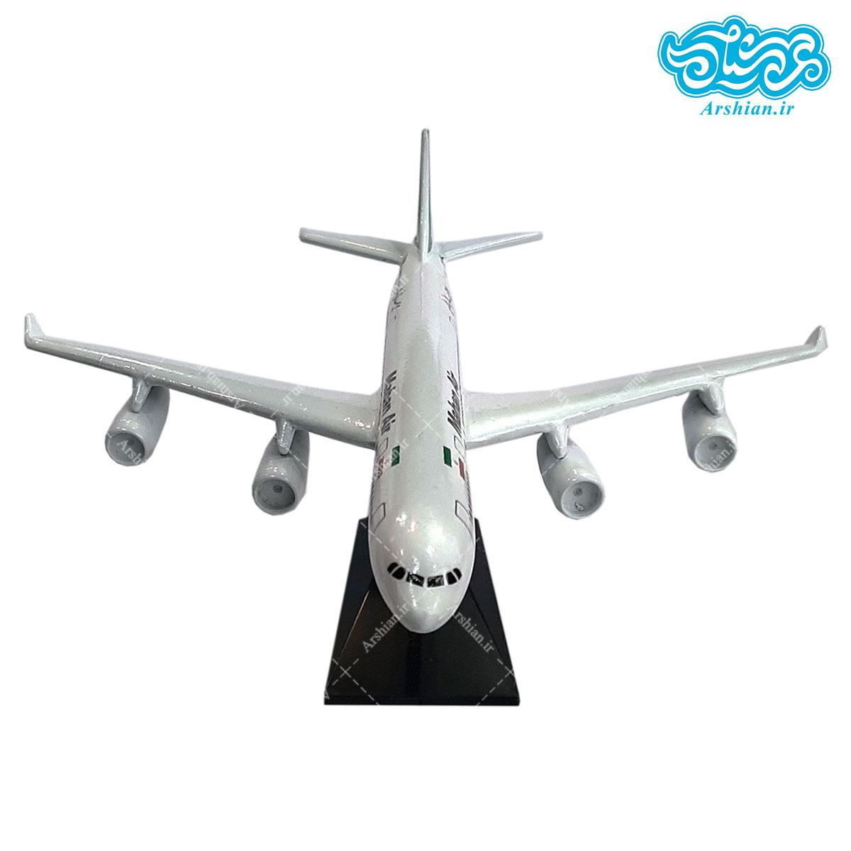 ماکت هواپیمای مسافربری ایرباس 340