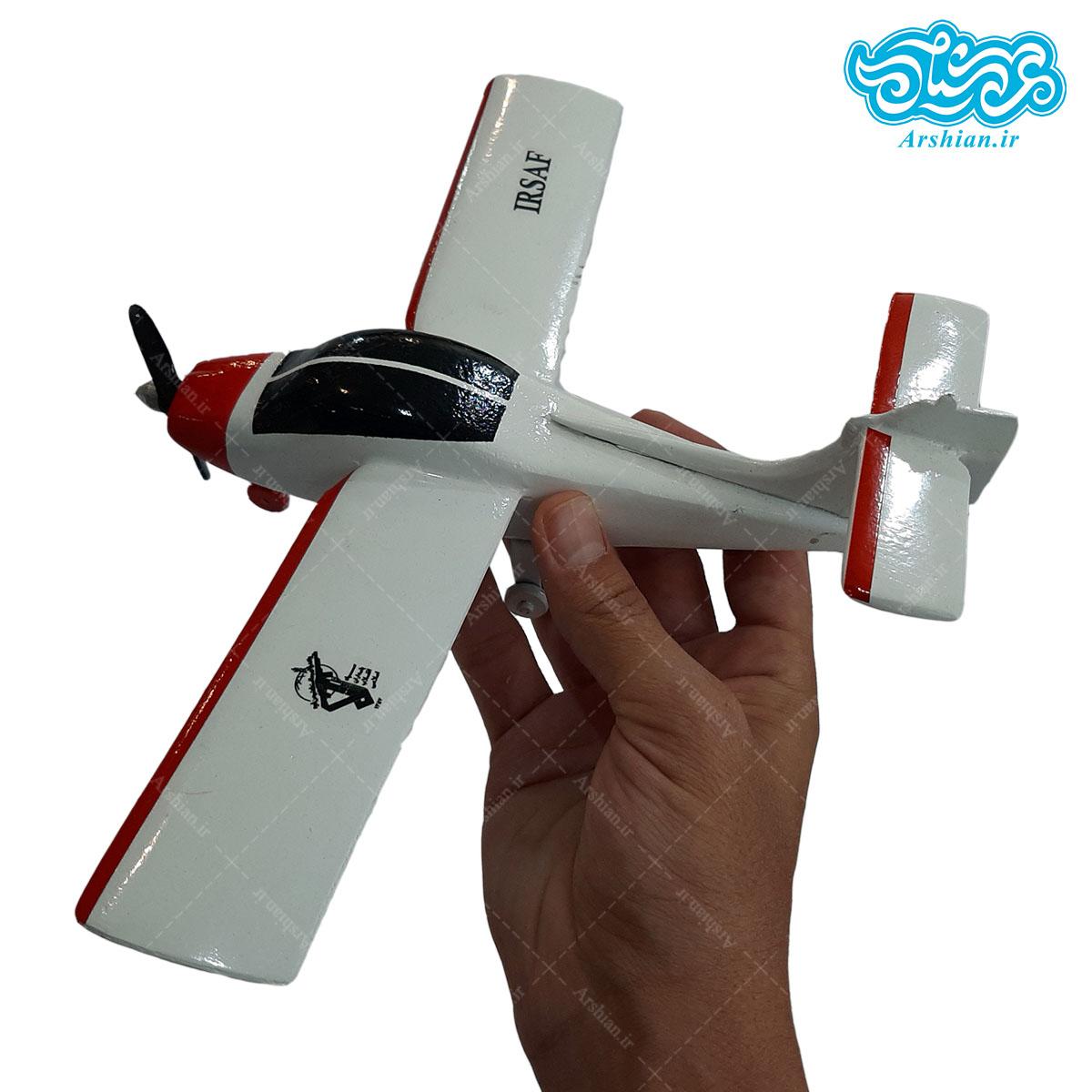 ماکت هواپیمای آموزشی مشاق