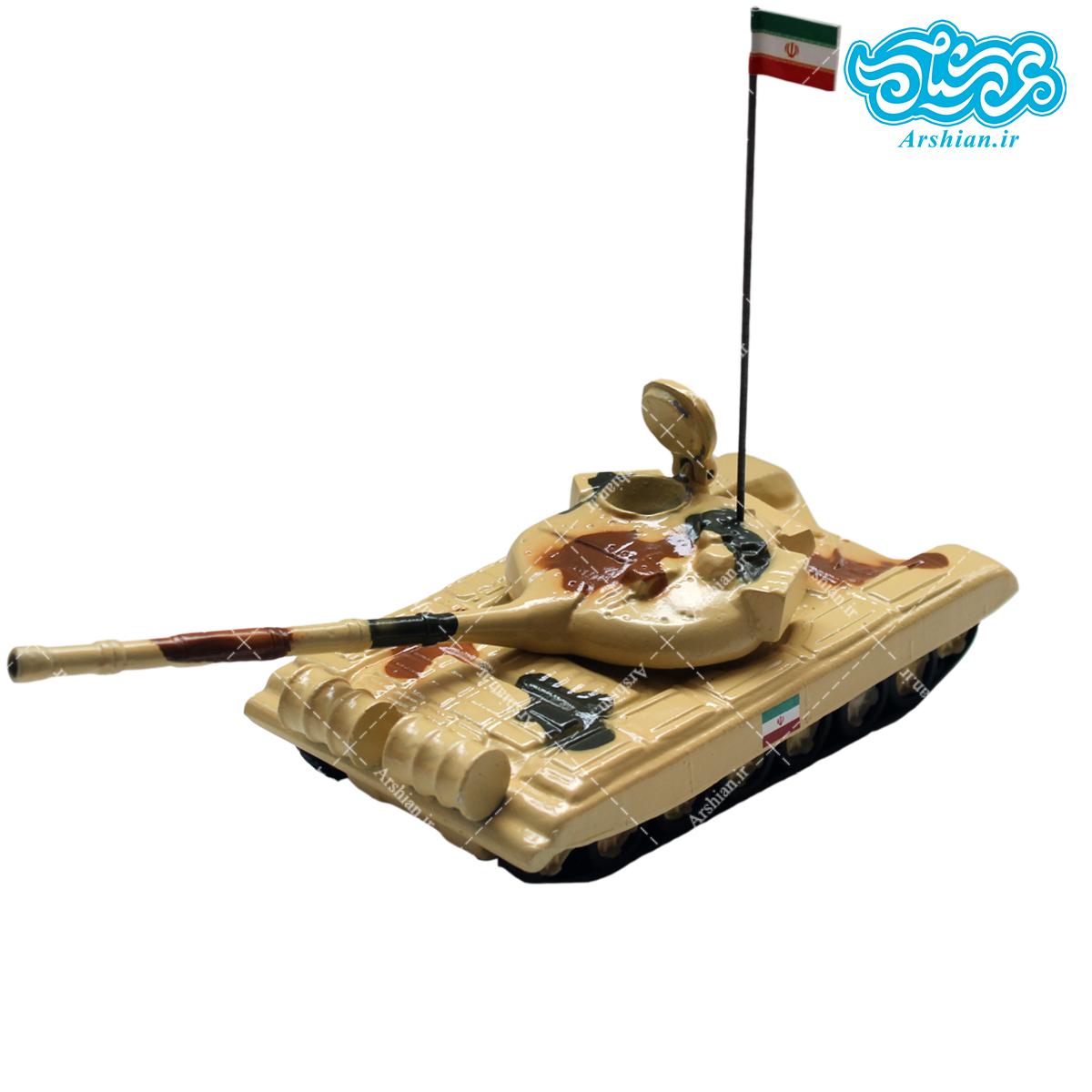 ماکت تانک T72