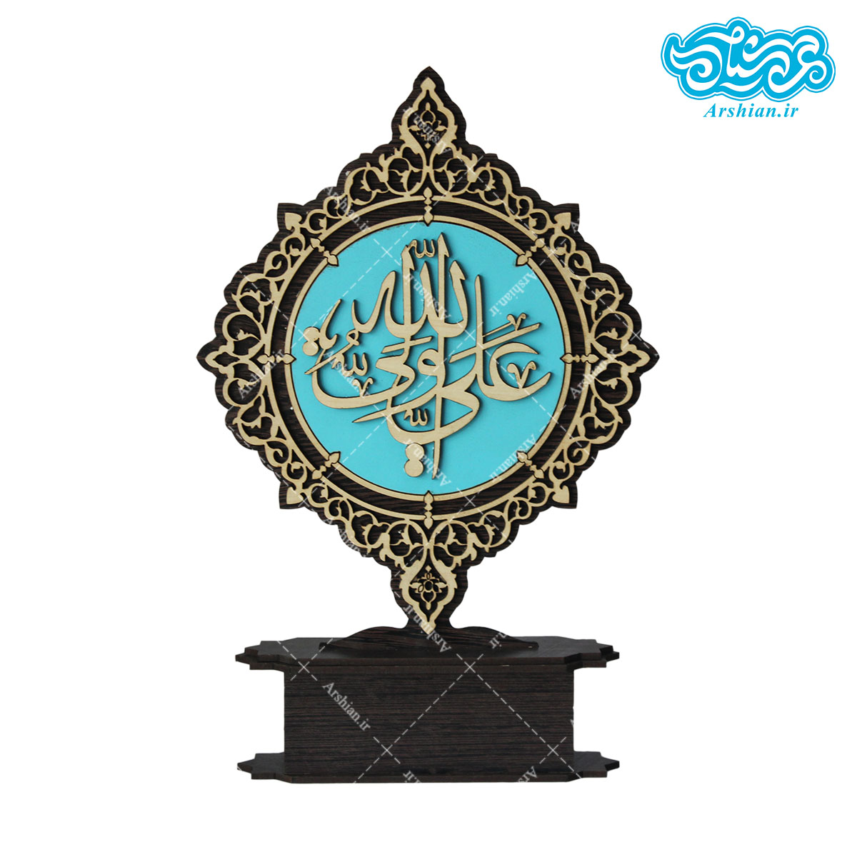 تندیس علی ولی الله