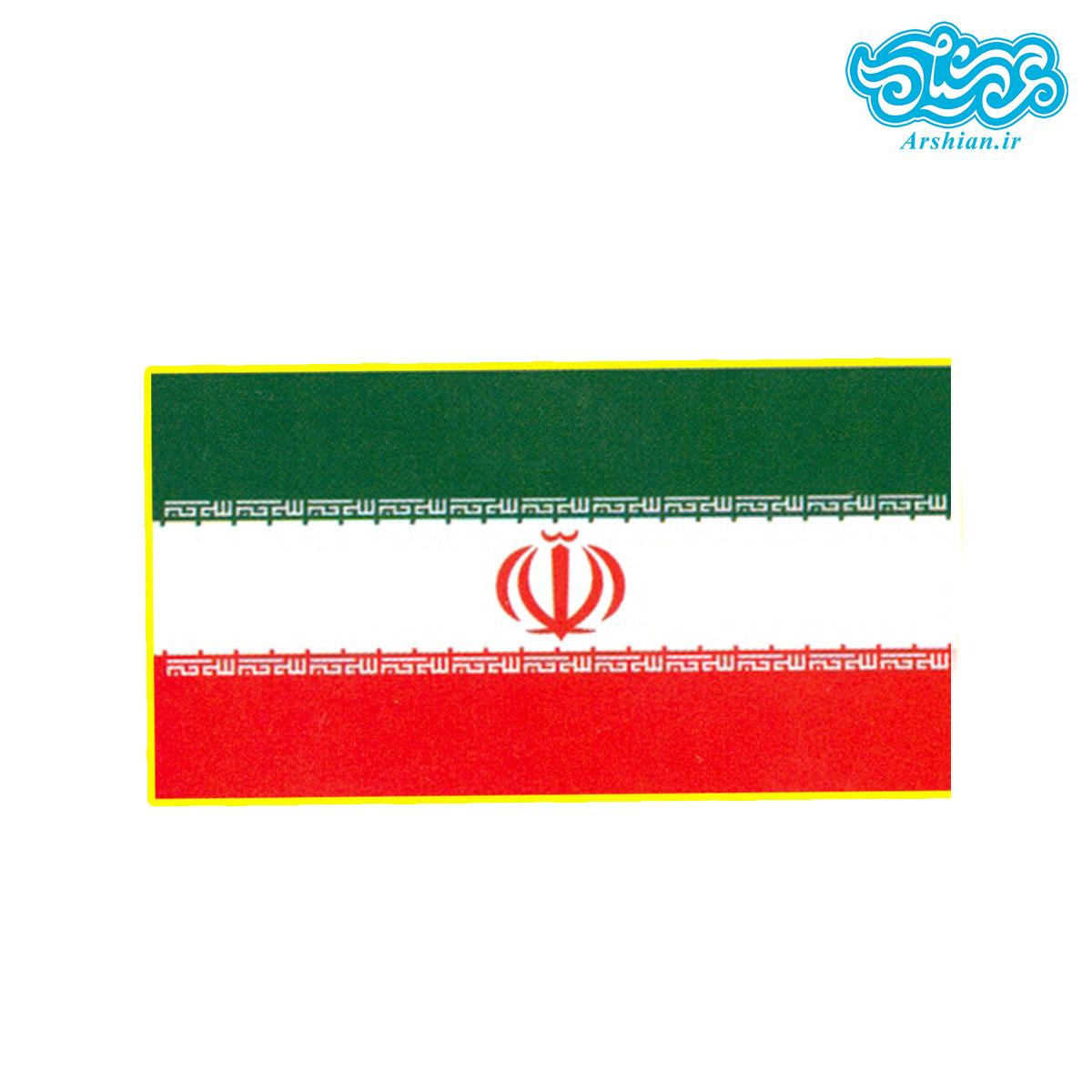 پرچم ایران طرح 004